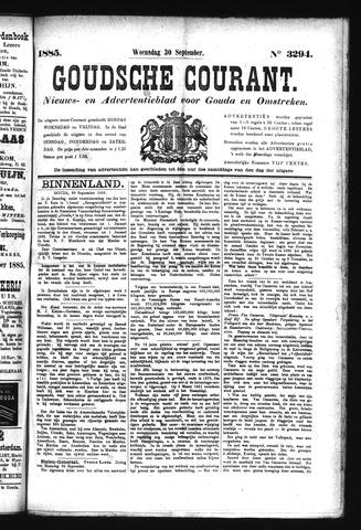 Goudsche Courant 1885-09-30