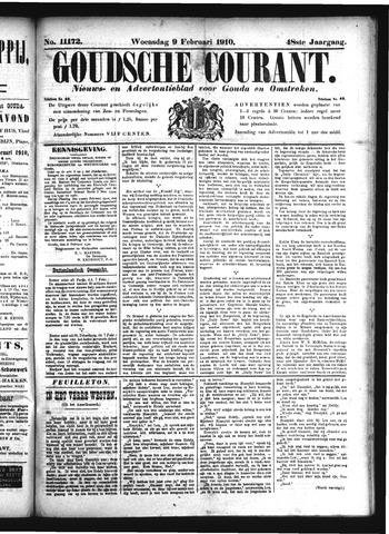 Goudsche Courant 1910-02-09