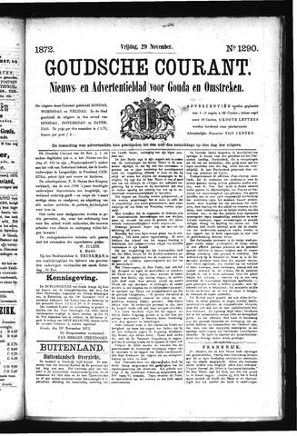 Goudsche Courant 1872-11-29
