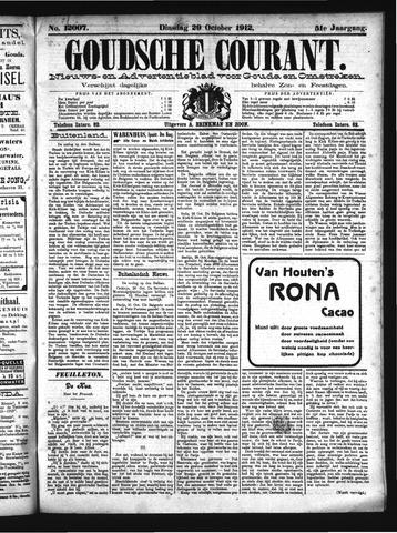 Goudsche Courant 1912-10-29