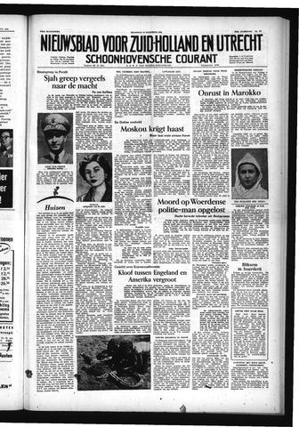 Schoonhovensche Courant 1953-08-17