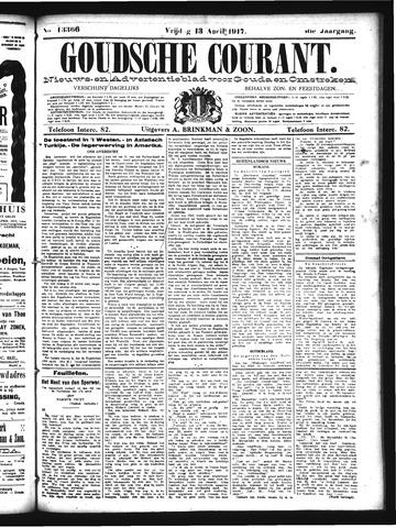 Goudsche Courant 1917-04-13
