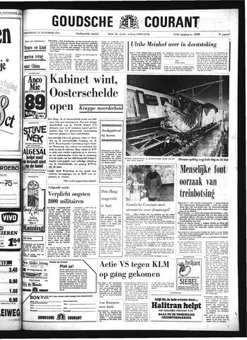 Goudsche Courant 1974-11-21