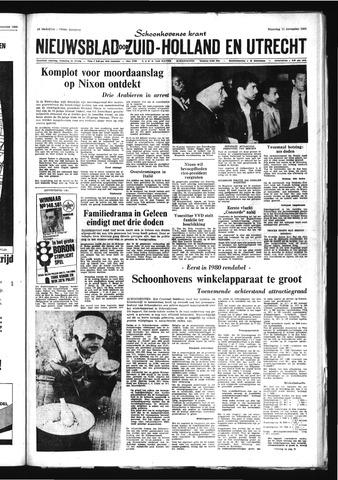 Schoonhovensche Courant 1968-11-11