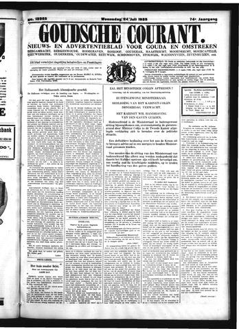 Goudsche Courant 1935-07-24