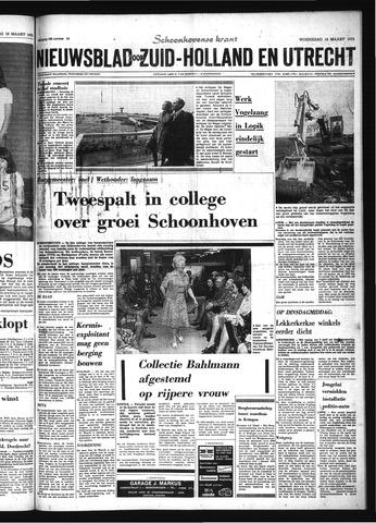 Schoonhovensche Courant 1975-03-12