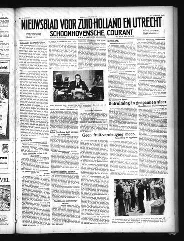 Schoonhovensche Courant 1949-06-29