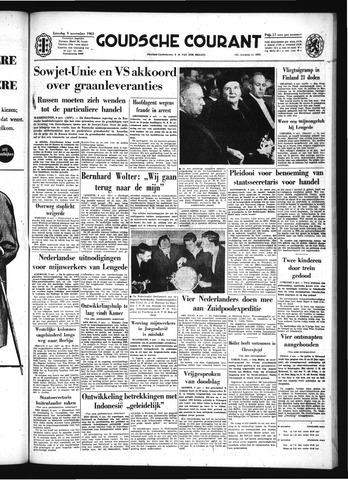 Goudsche Courant 1963-11-09