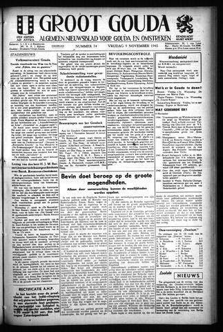 Groot Gouda 1945-11-09
