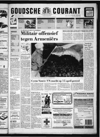 Goudsche Courant 1992-03-07