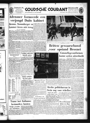 Goudsche Courant 1962-12-12