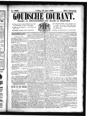Goudsche Courant 1896-04-10