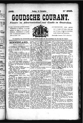 Goudsche Courant 1882-12-10