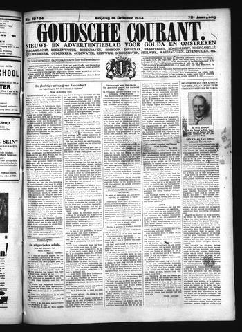 Goudsche Courant 1934-10-19