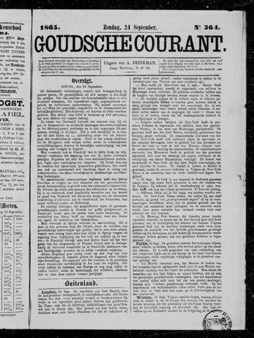 Goudsche Courant 1865-09-24