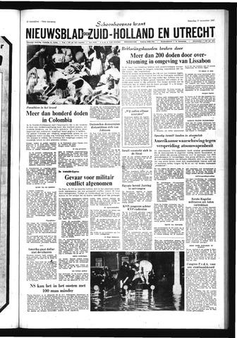 Schoonhovensche Courant 1967-11-27