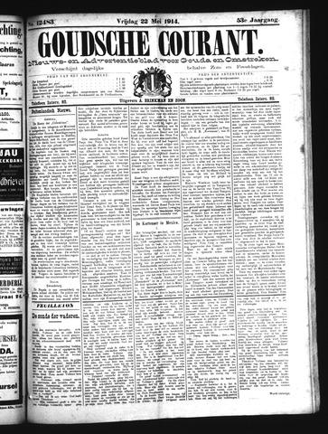 Goudsche Courant 1914-05-22