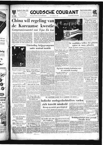 Goudsche Courant 1953-03-31