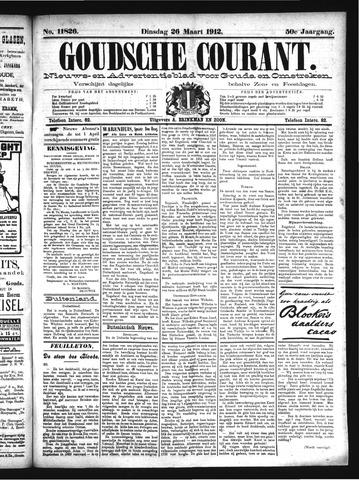 Goudsche Courant 1912-03-26