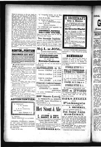 Goudsche Courant 1884-07-26