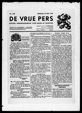 De Vrije Pers 1945-05-29