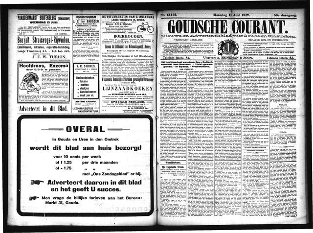 Goudsche Courant 1917-06-13