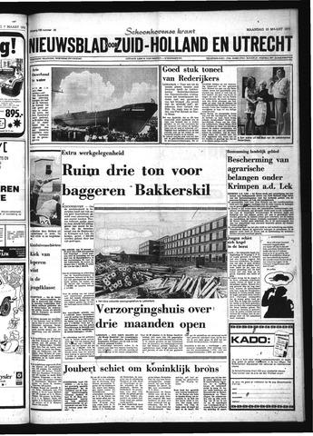 Schoonhovensche Courant 1975-03-10