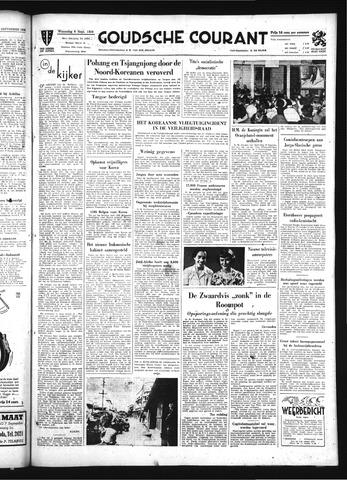 Goudsche Courant 1950-09-06