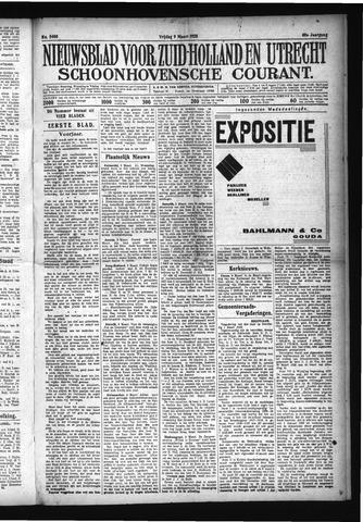 Schoonhovensche Courant 1928-03-09