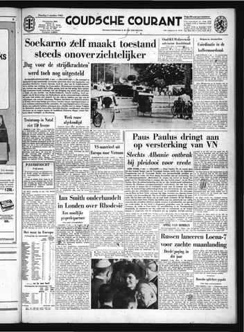 Goudsche Courant 1965-10-05