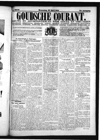 Goudsche Courant 1933-04-26
