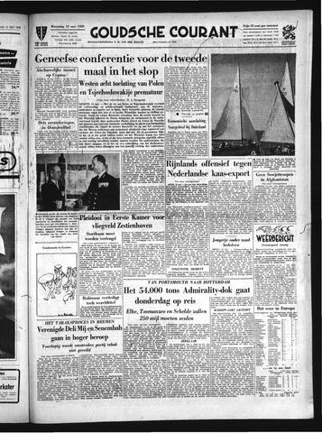 Goudsche Courant 1959-05-13