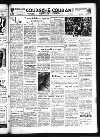 Goudsche Courant 1950-06-12