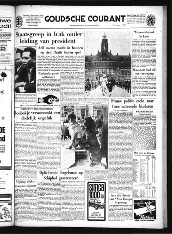 Goudsche Courant 1963-11-18