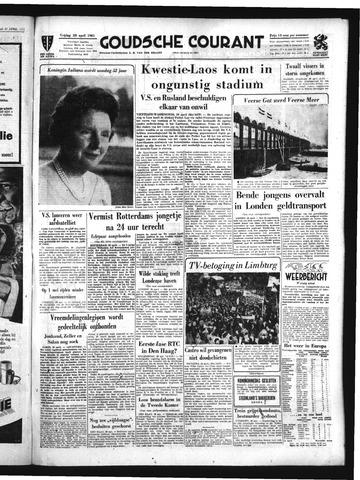 Goudsche Courant 1961-04-28