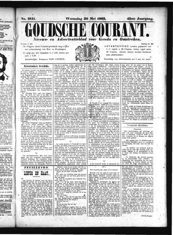 Goudsche Courant 1903-05-20