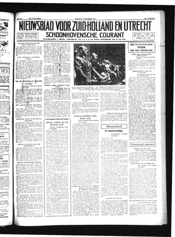 Schoonhovensche Courant 1941-12-15