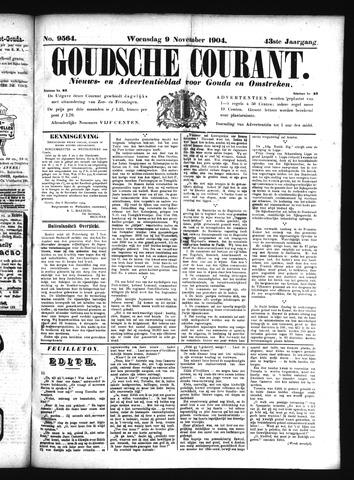Goudsche Courant 1904-11-09