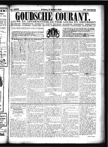 Goudsche Courant 1926-03-12