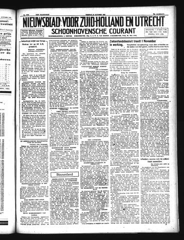 Schoonhovensche Courant 1941-10-24