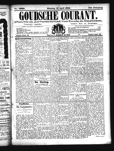 Goudsche Courant 1916-04-11