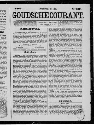 Goudsche Courant 1868-05-14
