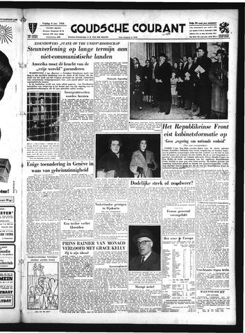 Goudsche Courant 1956-01-06