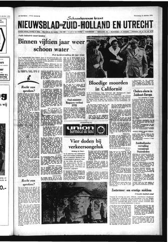Schoonhovensche Courant 1970-10-21