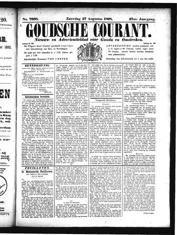 Goudsche Courant 1898-08-27