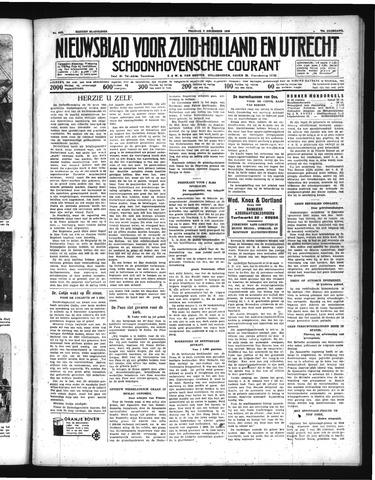 Schoonhovensche Courant 1938-12-02