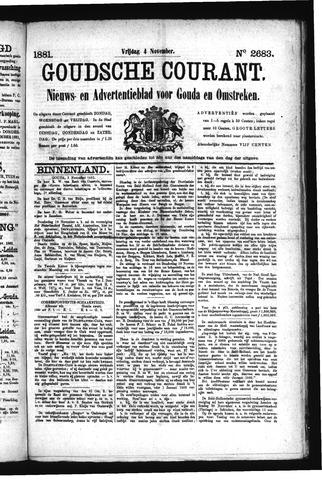 Goudsche Courant 1881-11-04