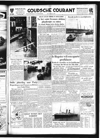 Goudsche Courant 1954-07-13
