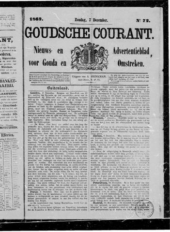 Goudsche Courant 1862-12-07