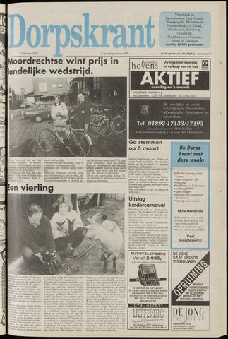 Dorpskrant 1991-02-27